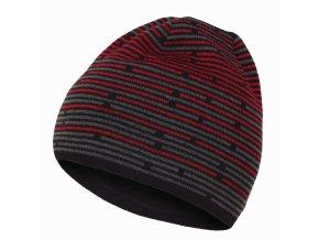 HUSKY CAP 2 čepice červená