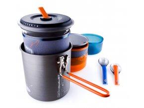 GSI Halulite Microdualist nádobí