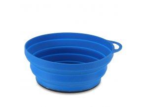 Lifesystems Silicon Ellipse Bowl blue