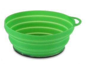 Lifesystems Silicon Ellipse Bowl green