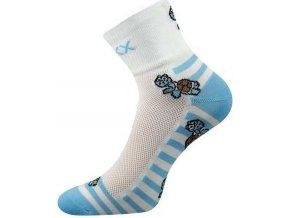 VOXX RALF X ponožky cyklo želva (varianta 26-28(39-42))