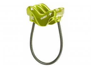 ocun hurry belay green